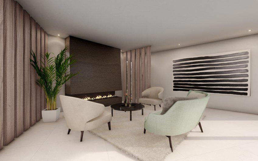 Exceptional contemporary 5 bedroom villa