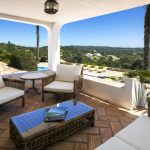 CHARMING QUINTA WITH DISTANT SEA VIEWS NEAR LOULE