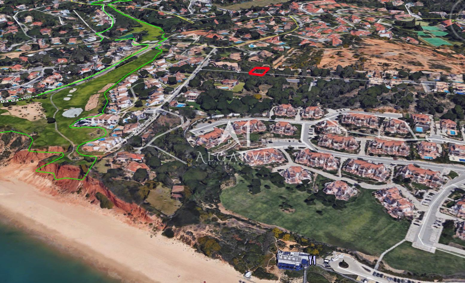 CONSTRUCTION PLOT FOR YOUR DREAM VILLA WITH SEA VIEWS